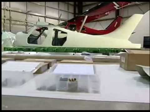 Glasair: Build an airplane in two weeks