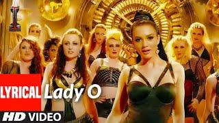 'Lady O' Lyrical 'I' | A. R. Rahman | Shankar, Chiyaan Vikram, Amy Jackson