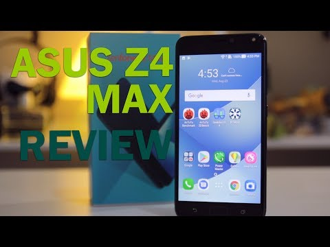 ASUS Zenfone 4 Max Review - Up to 2 days battery life!