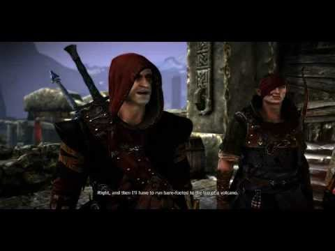 Witcher 2 Assassins of Kings Easter Eggs LoTR