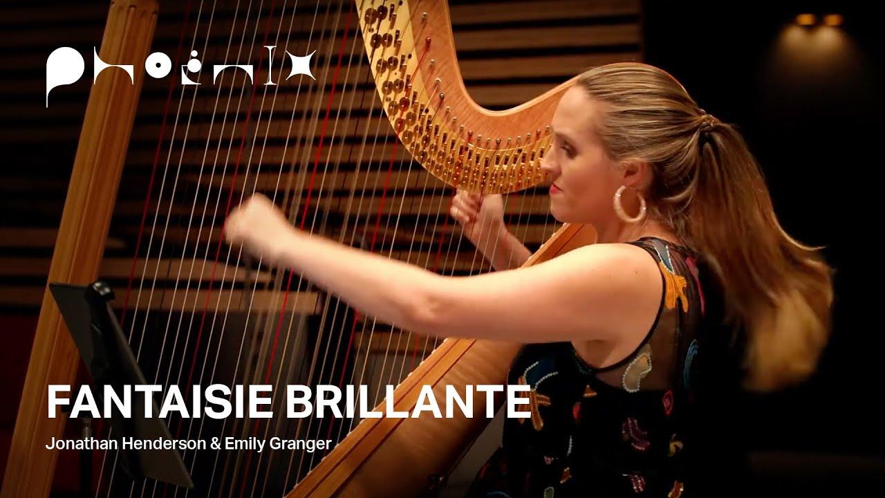 Jonathan Henderson & Emily Granger | Borne: Fantaisie Brillante