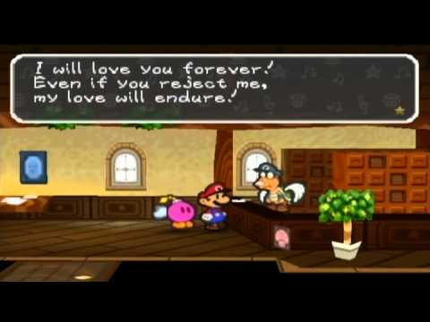 Paper Mario Walkthrough Part 42 Flower Fields Part 5 Sidequests