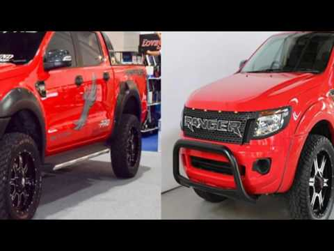 2019 Ford Ranger Raptor Ford appears to be working on a special off road Ranger