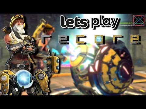 Let's Play - Recore   Xbox One Gameplay [Random Game Saturday]