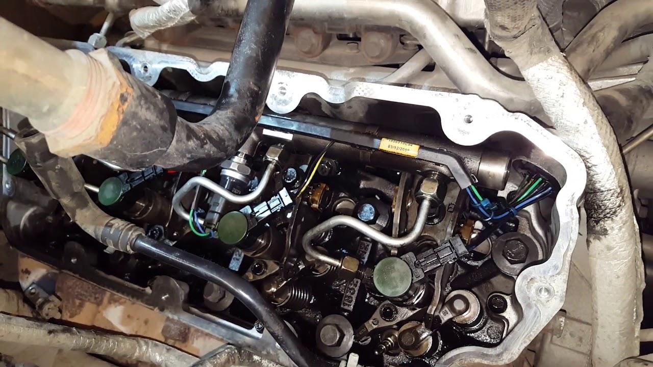 2008 Maxx Force 7 Diesel Engine No Power SPN 164 13  YouTube