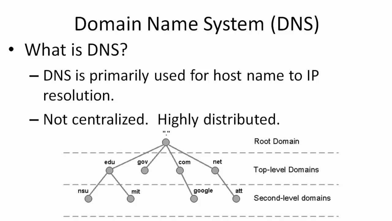 examples of distributed systems pdf