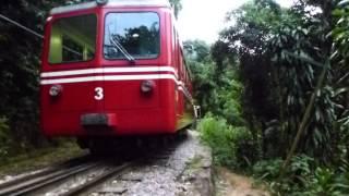 Encosta Norte do Corcovado, Floresta da Tijuca - problemas de drenagem - desmoronamentos n.2