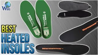7 Best Heated Insoles 2018