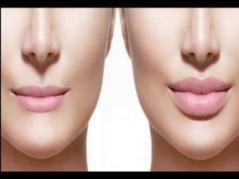 Lipstick make lips look bigger