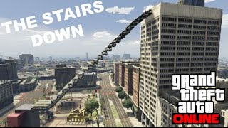 Mauricio Lewis - GTA ONLINE - The Stairs Down (Carrera)
