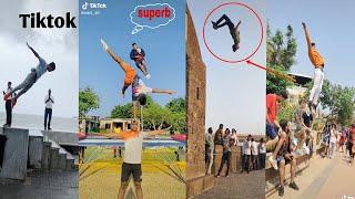 India best  Stunts TIKTOK  Video 2020 / Indian best tiktok flips 🔥