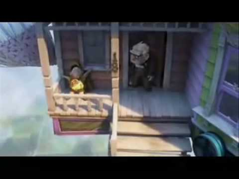 Trailer do filme Up - Altas Aventuras