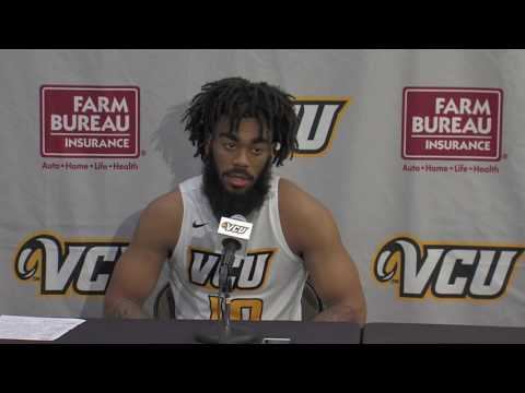 VCU Player Post Gamer Press Conference vs. St. Louis