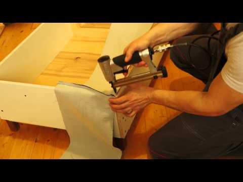 Как сделать угловой диван чертеж
