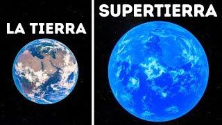 Se ha descubierto una supertierra potencialmente habitable
