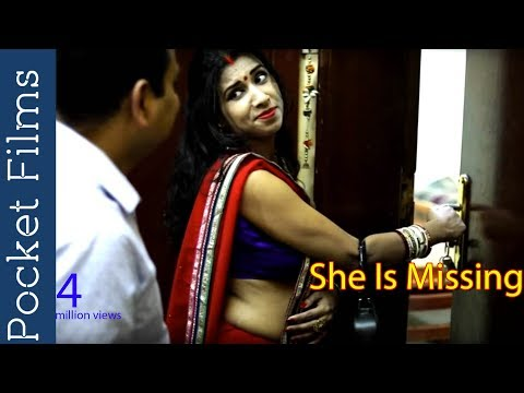 Hindi Short Film - She Is Missing | Husband Wife and a Bizar