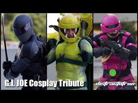 G.I. JOE Cosplay Tribute For A Fallen Friend