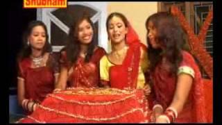 Bhojpuri Devi Geet -  Nimia Ke Dhaiya Pe Jhulwa