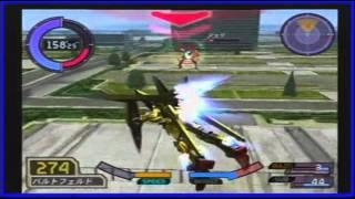 連合vs Zaft 高達Seed Destiny 對戰視頻.
