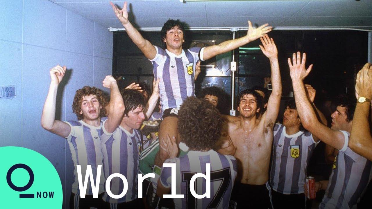 Diego Maradona, Soccer's Flawed Genius, Dies at 60