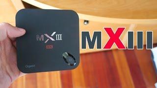 MXIII, un Android Box 4K para convertir tu tele en una smart TV