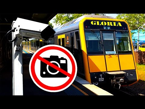 Sydney Trains Vlog Lindfield Train Station History & High Security UGH!