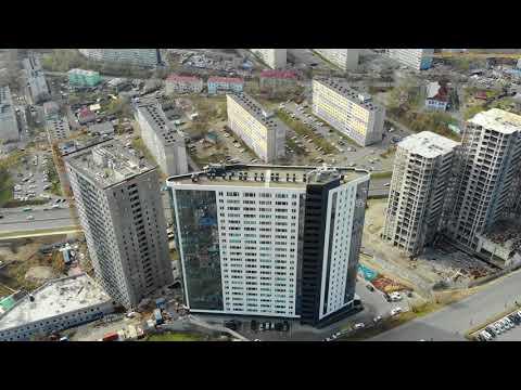 ЖК Морион, Брянская, 18а, Владивосток. Архитектурное.