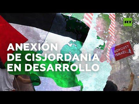 RT en Español: Inminente anexión de Cisjordania por parte de Israel