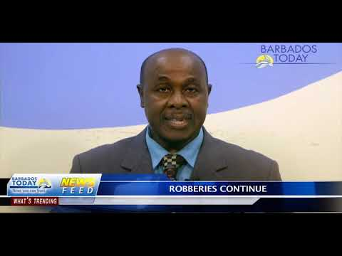 BARBADOS TODAY MORNING UDPATE - November 13, 2018