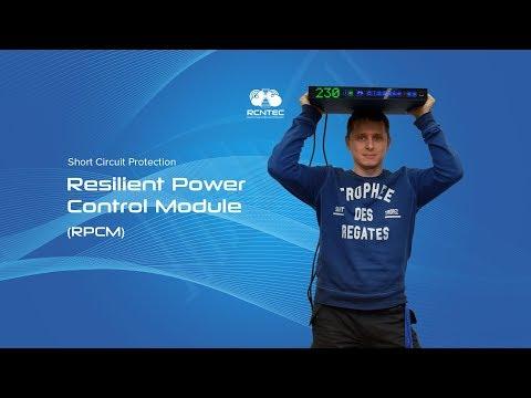 RCNTEC RPCM Short Circuit Protection