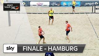 Hamburg: Das Männer-Finale in voller Länge | smart beach tour 2016