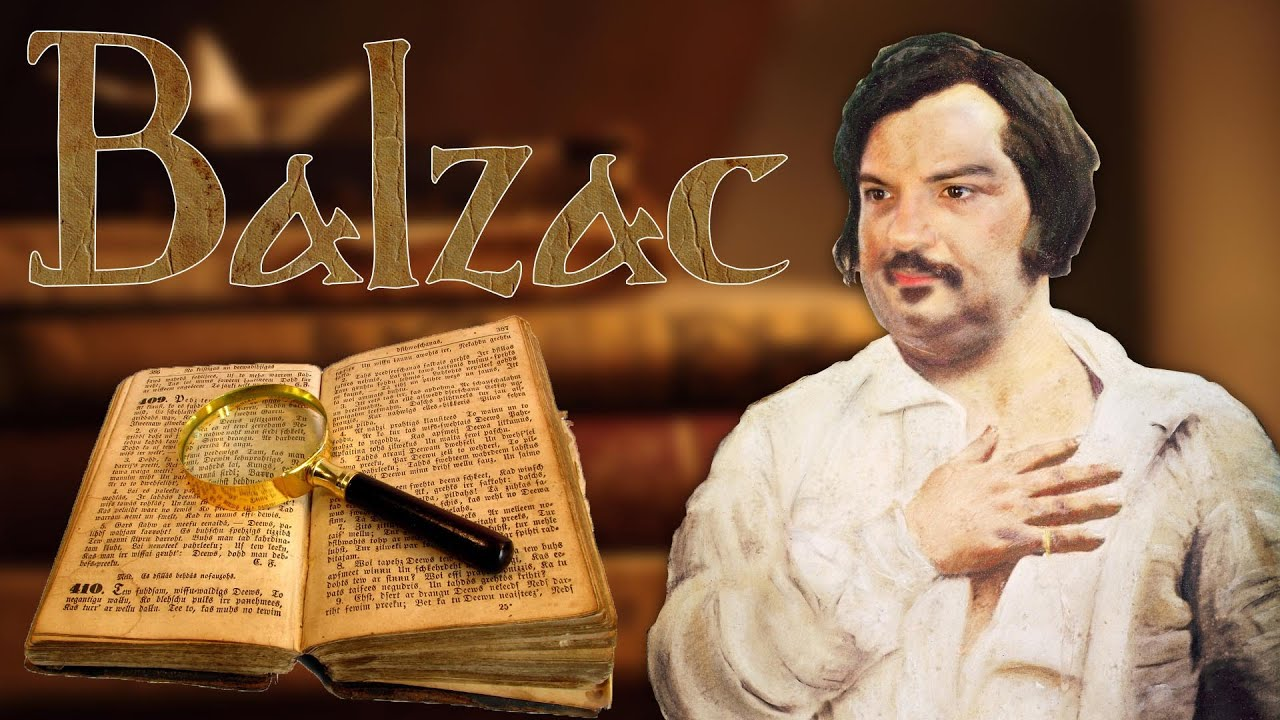 Honor de balzac ou madame de breugnol teatime youtube - Cabinet honore de balzac ...