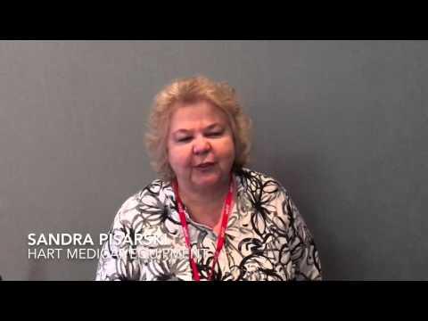 TIP Discussion: DME And Retail (Sandra Pisarski, Hart Medical Equipment)