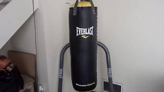 Everlast Powercore Heavy Bag Review
