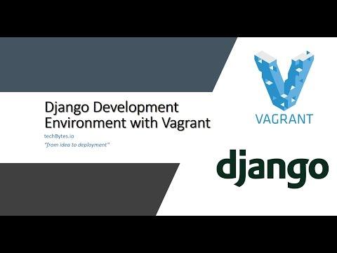 Set up a Python and Django Ubuntu Virtual Development Environment with Vagrant
