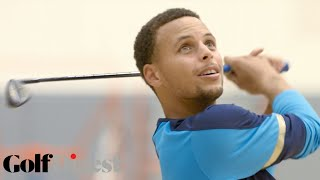Steph Curry Takes Golf Digest's 3-Point Challenge | Golf Assassins | Golf Digest