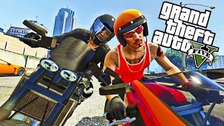 GTA 5 PC Online | KILLING IT LIKE BRETT | We Do All The Awesome Things - GTA 5 Live Stream