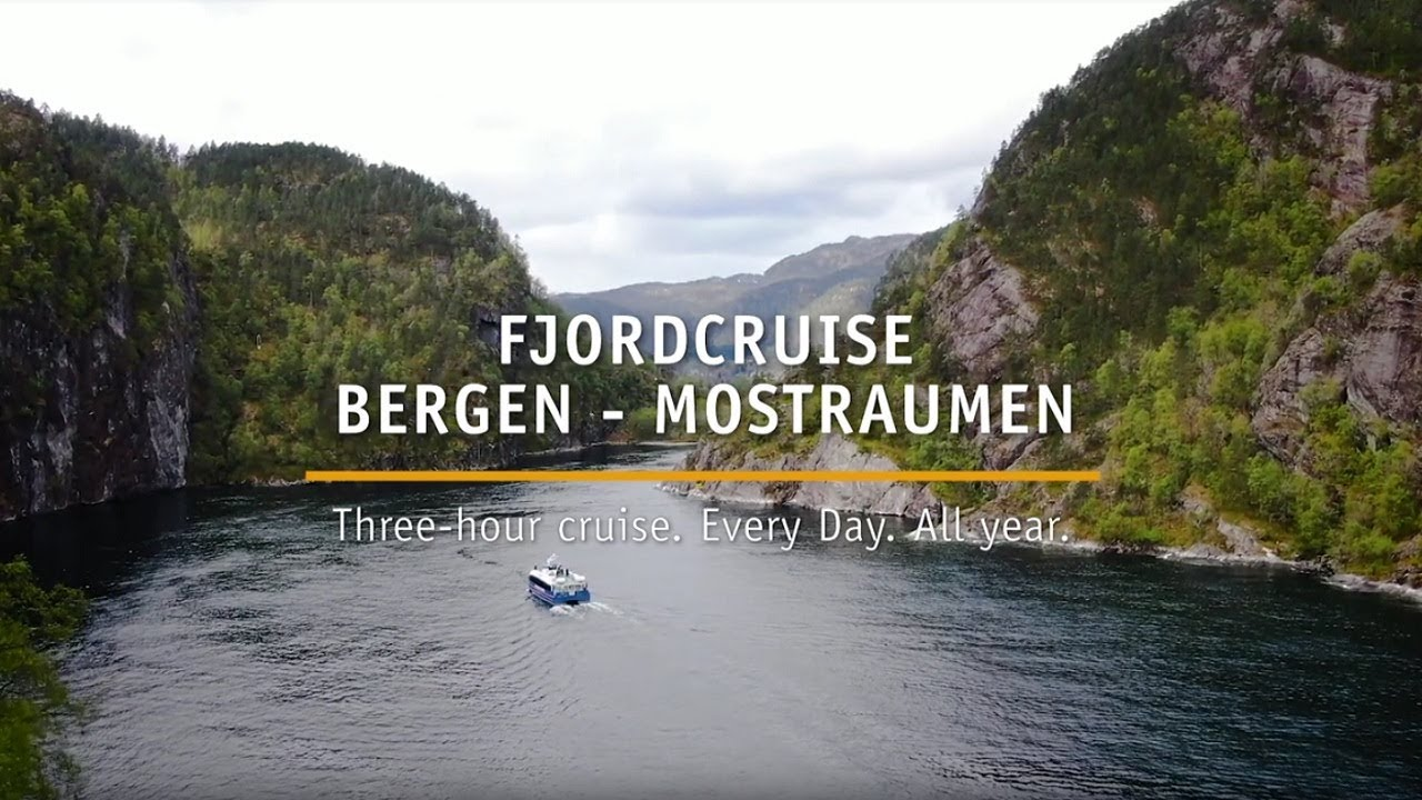 Thumbnail: Fjordcruise Bergen - Mostraumen