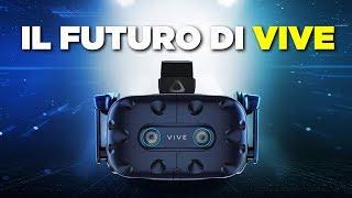 Vive Cosmos e Pro Eye: il futuro della VR di HTC