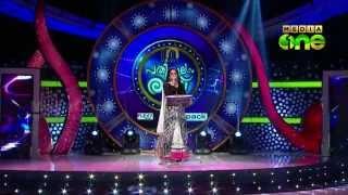 Pathinalam Ravu Season3 Anchor Meghana Singing