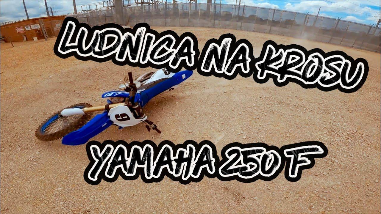 DIVLJANJE  I LAGAN PAD, 2019 YAMAHA 250F