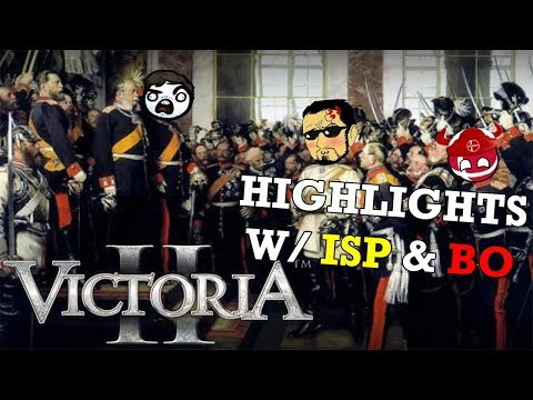 Victoria 2 Multiplayer w ISP & Bo
