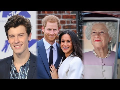 Shawn Mendes Recalls AWKWARD Moment Meeting The Royal Family On Ellen