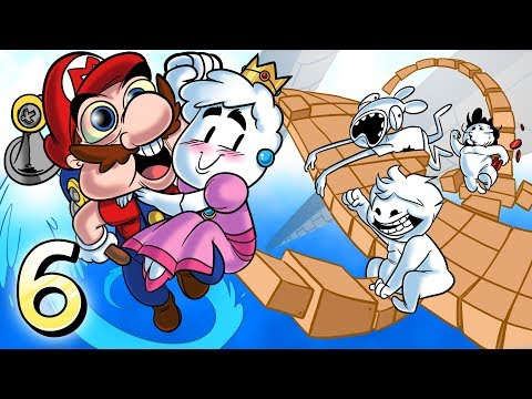 Oney Plays Super Mario Sunshine WITH FRIENDS - EP 6 - Japanese Snot