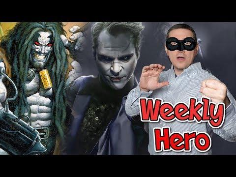 Joaquin Phoenix As Joker, Bay Directing Lobo? - The Weekly Hero