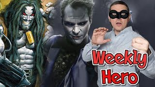 Joaquin Phoenix As Joker, Bay Directing Lobo? - The Weekly Hero