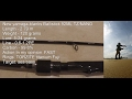 yamaga blanks Ballistick 92ML TZ\NANO Test | Stella 3000HG | בדיקת מקל יאמגה חדש | fishing videos