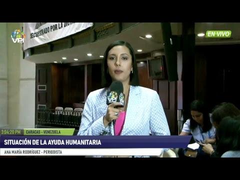 EN VIVO - Sesión Ordinaria de la Asamblea Nacional