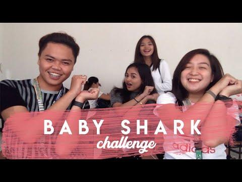Baby Shark Challenge | BalthyDelRosario