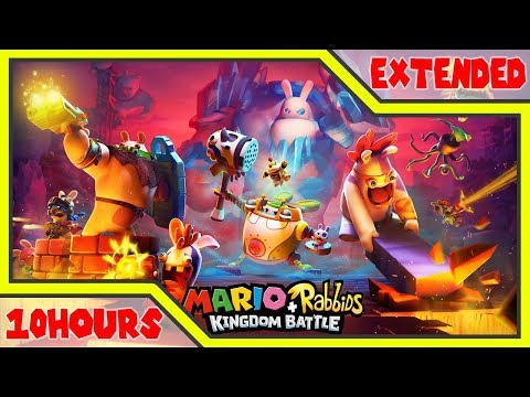 「10 HOURS」 Mario + Rabbids Kingdom Battle - The MidBoss Theme - Music Extended OST